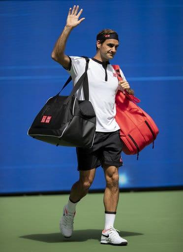 Roger Federer – Tennis