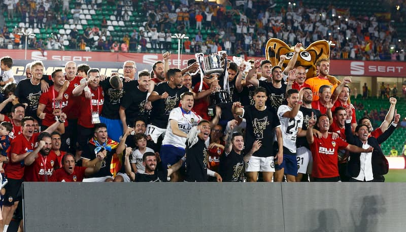 Pokalsieger Valencia