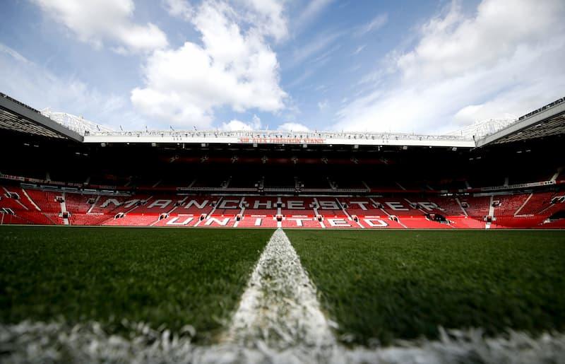 ManU Old Trafford Premioer League