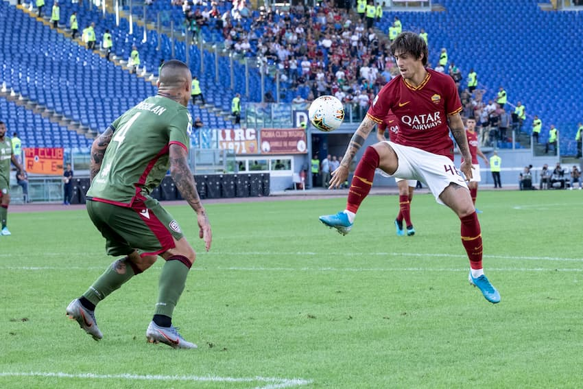 Serie A Roma