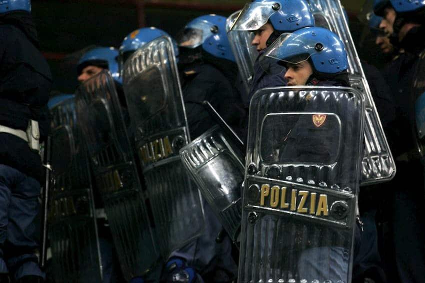 Skandale des italienischen Fußballs