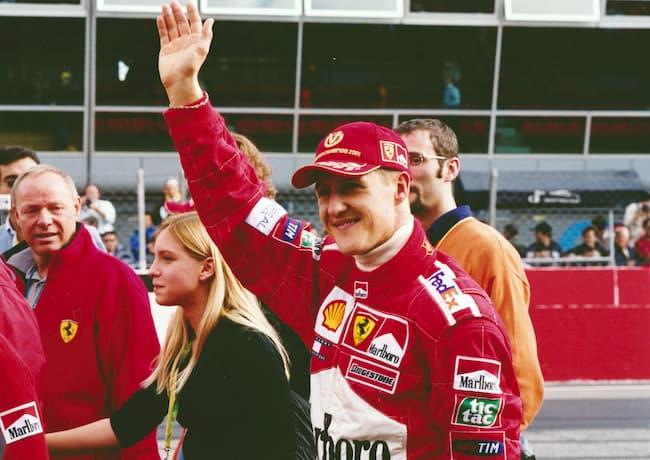 Michael Schumacher – Formel 1
