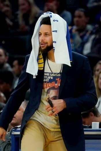 Stephen Curry – Basketball