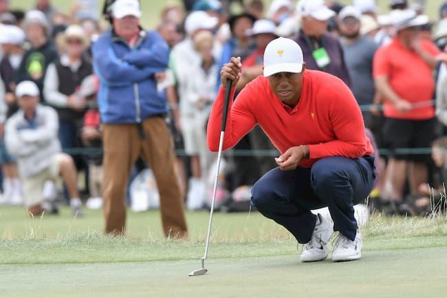 Tiger Woods – Golf
