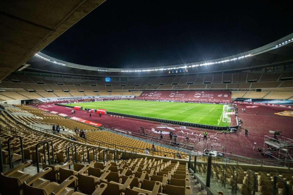 Cartuja Stadion - Sevilla