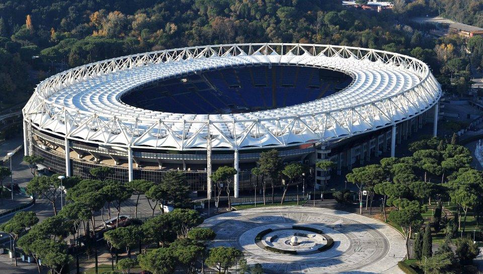 Stadio Olimpico, Rom