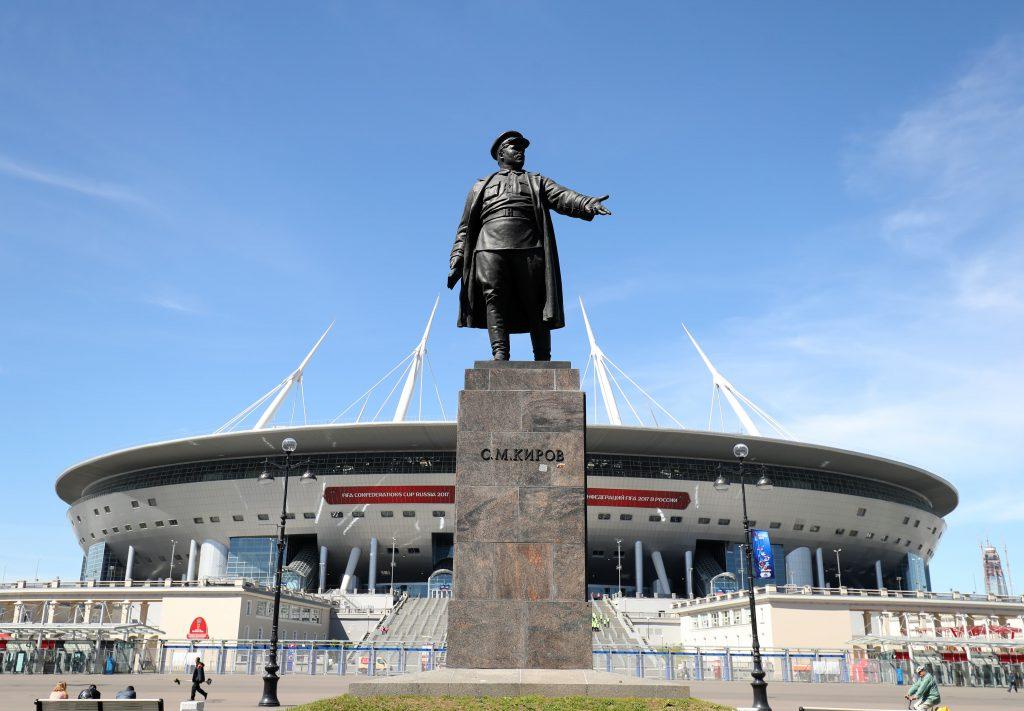 Krestovsky-Stadion, Sankt Petersburg