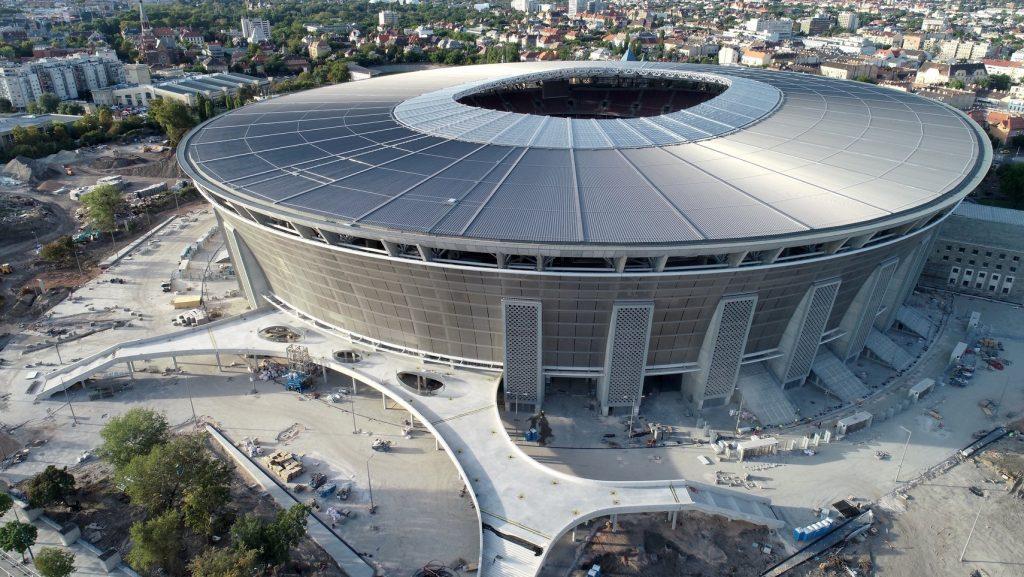 Puskás Arena Budapest