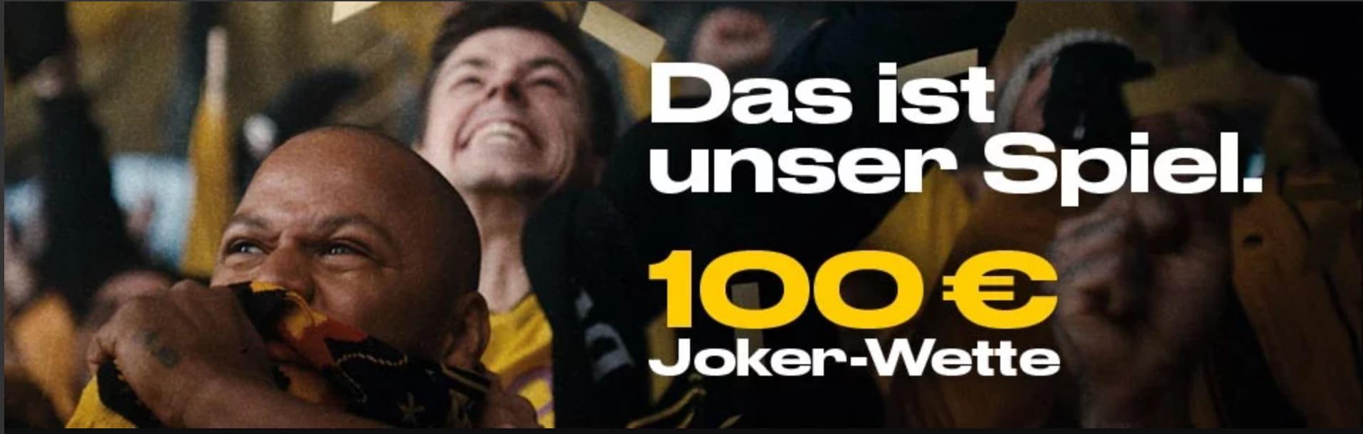 Joker Wette