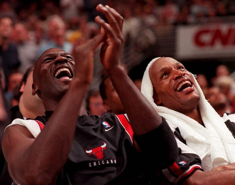 Die besten Scorer der NBA Basketball-Liga aller Zeiten