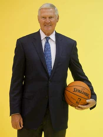 Jerry West NBA