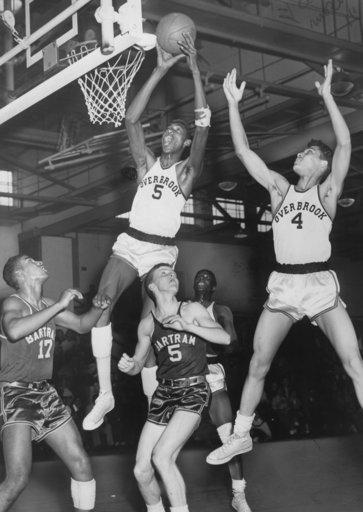Wilt Chamberlain NBA