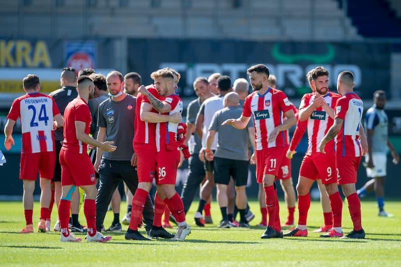 2. Bundesliga Prognose Team Heidenheim