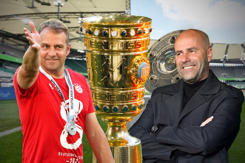 Flick Bosz DFB Pokal