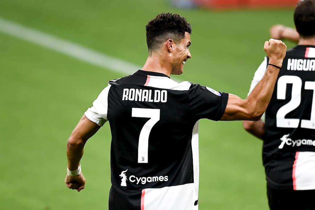 Christian Ronaldo - Wer wird EM 2021 Torschützenkönig? Juventus Turin