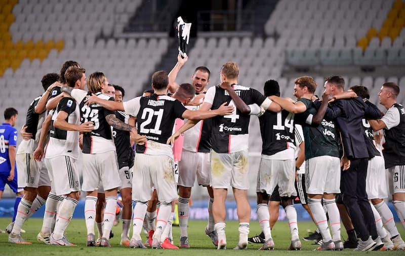 Juventus Turin Champions 2020