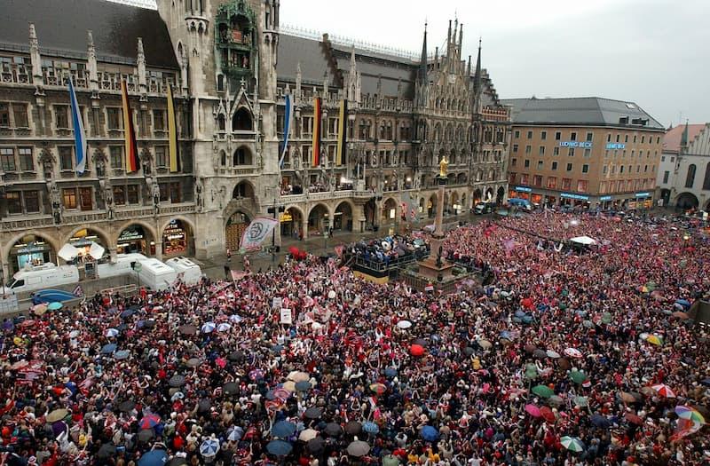 Bundesliga Bayern Fans