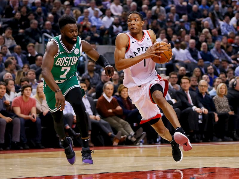 NBA Raptors Celtic
