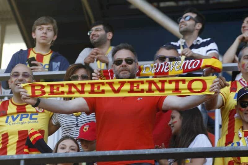 Aufsteiger Benevento Fans