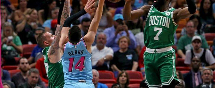 NBA boston Celtics Miami Heat