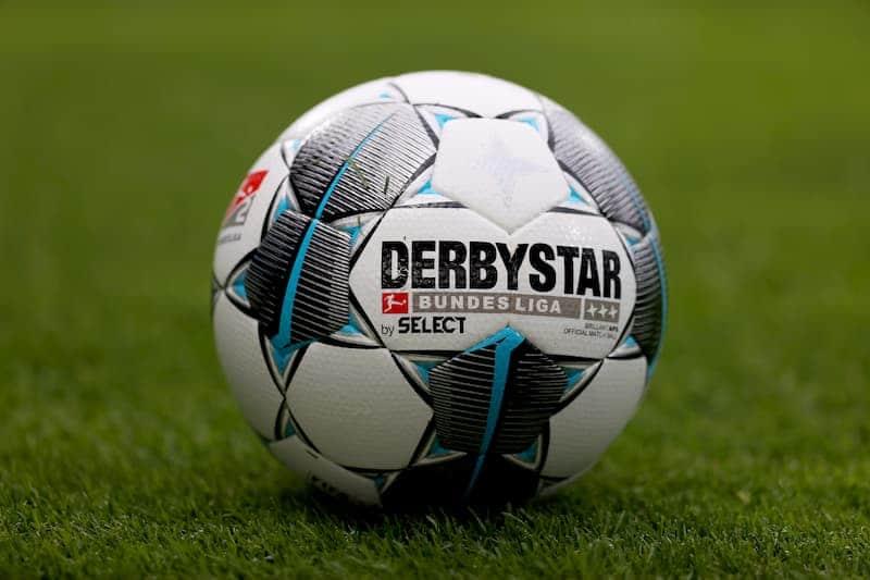 Derbystar Fußball 2. Bundesliga
