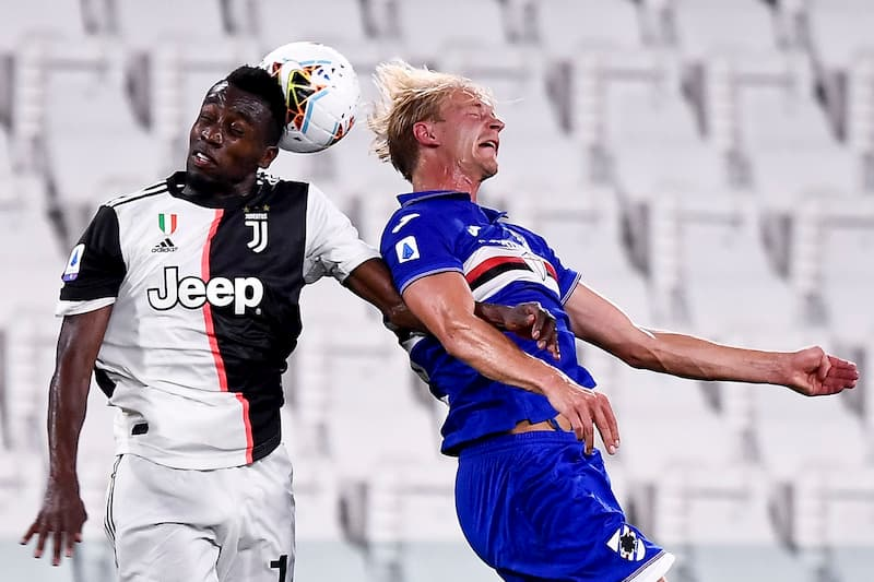 juventus Turin Sampdoria Genua