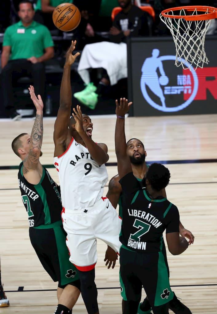 NBA WETTEN Raptors