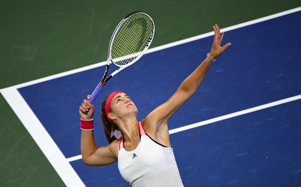 US Open Azarenka