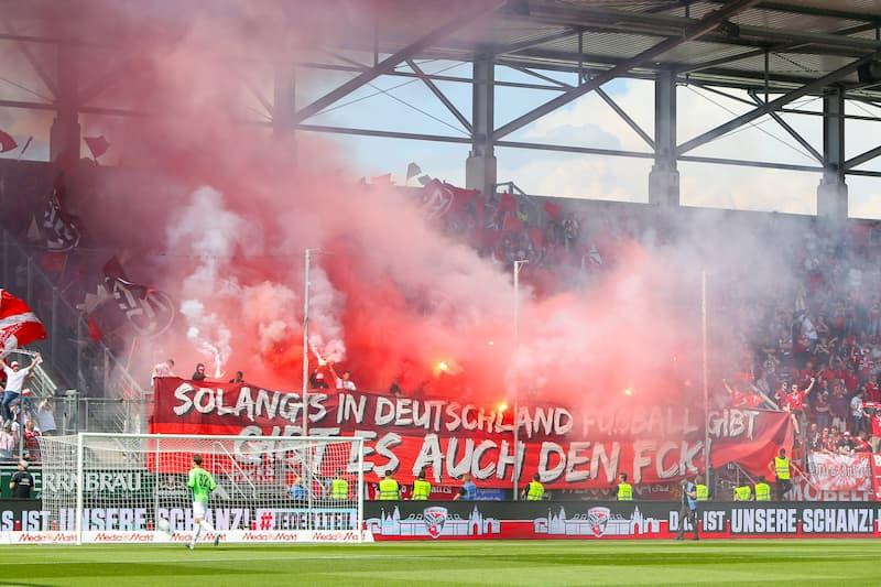 Kaiserslautern football fans