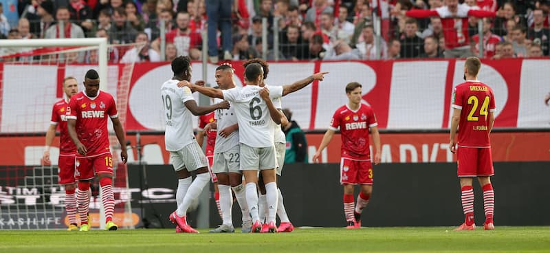 Köln Bayern