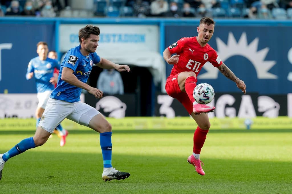 3. Liga Victoria Köln Hansa Rostock