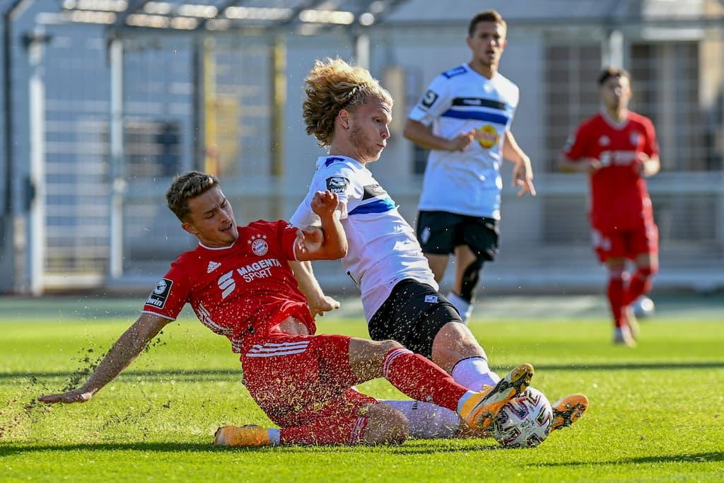 Waldhof mannheim FC Bayern 2