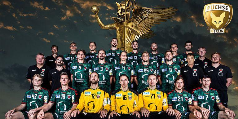 Handball tipp  Füchse berlin