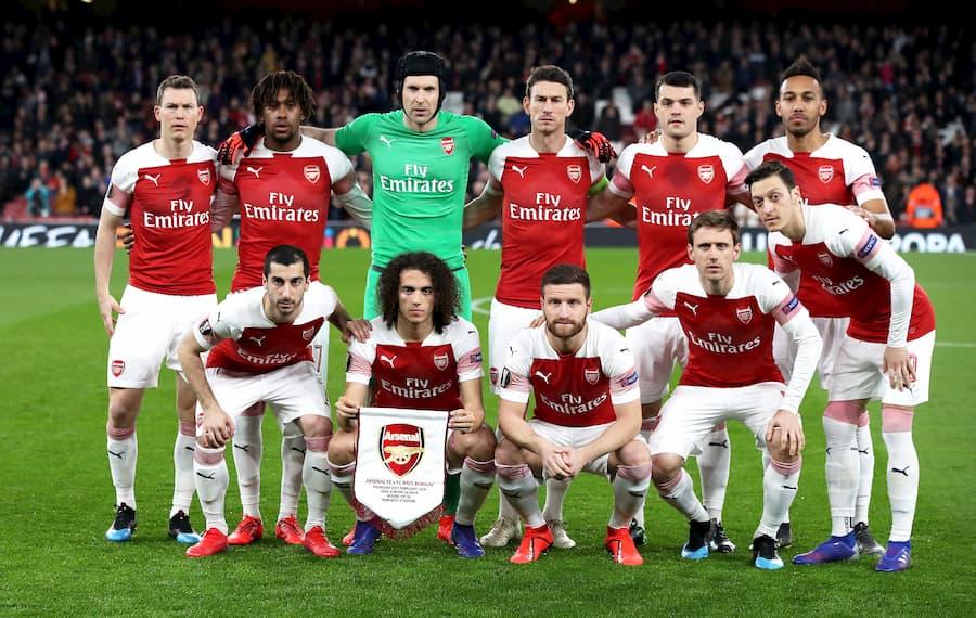 Europa League Wetten - Arsenal