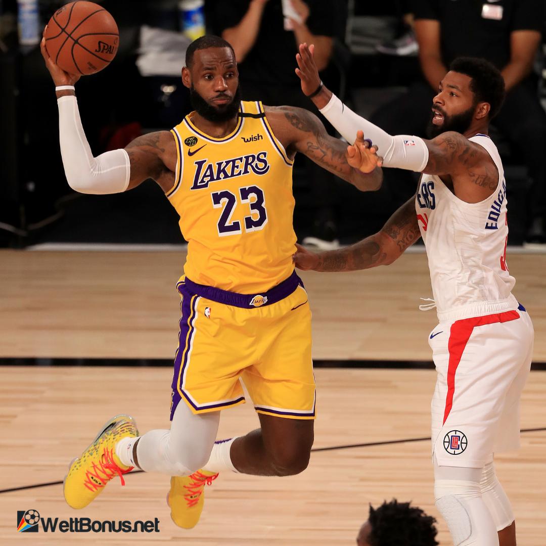wettbonus finale NBA