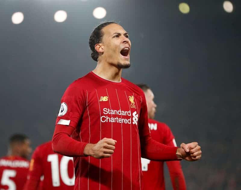 Premier League Tipps Liverpool Virgil