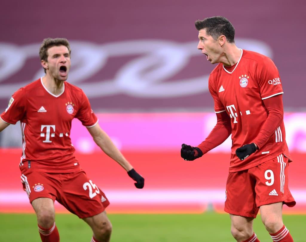 Bundesliga Tipps Bayern München Müller Lewandowski
