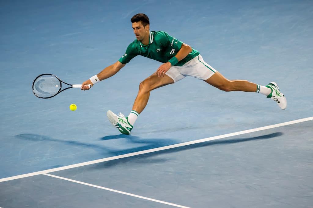 Tennis Tipp Novak Djokovic