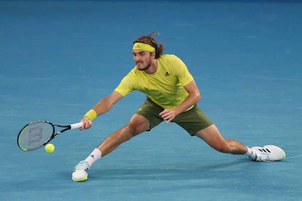 Stefanos Tsitsipas Tennis Tipps