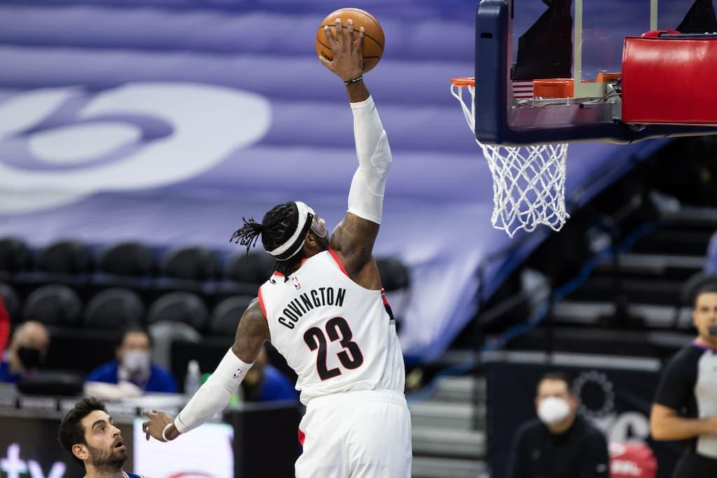 NBA All Star 2021 Tipp Robert Covington