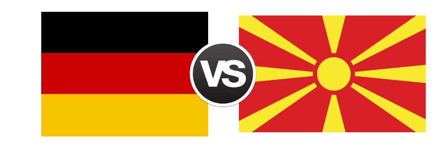 WM 2022 Qualifikation: Deutschland vs. Nordmazedonien Tipp