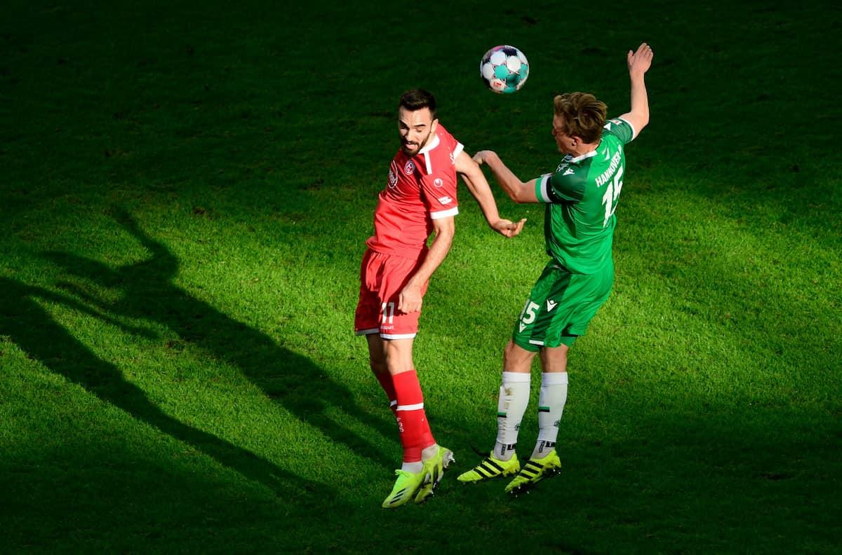 VfL Wolfsburg Hannover 96 Tipp