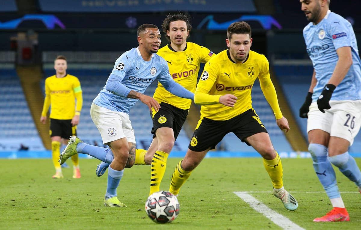 Borussia Dortmund - Manchester City Tipp