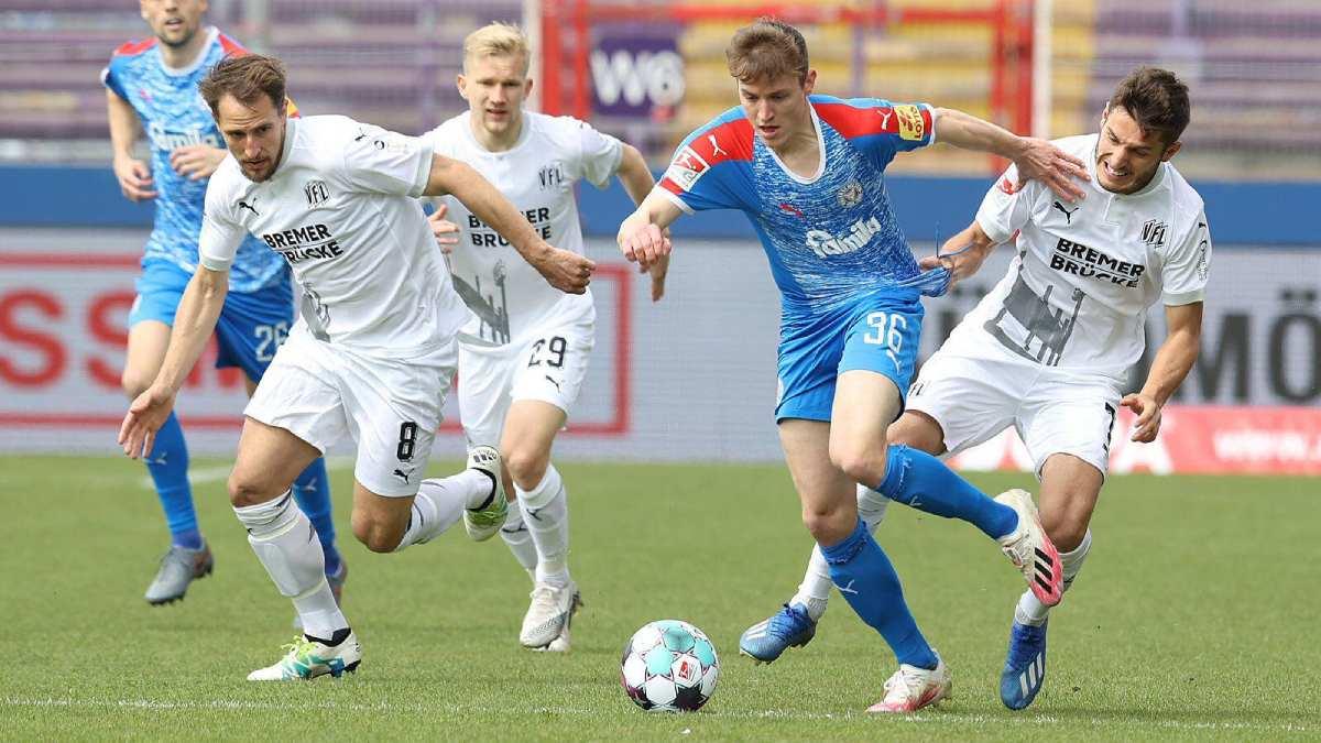 VfL Osnabrück – Hamburger SV Tipp