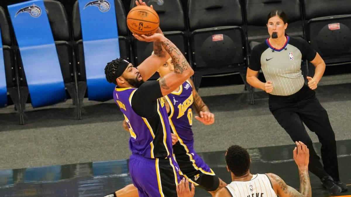 LA Lakers vs. Phoenix Suns Tipp