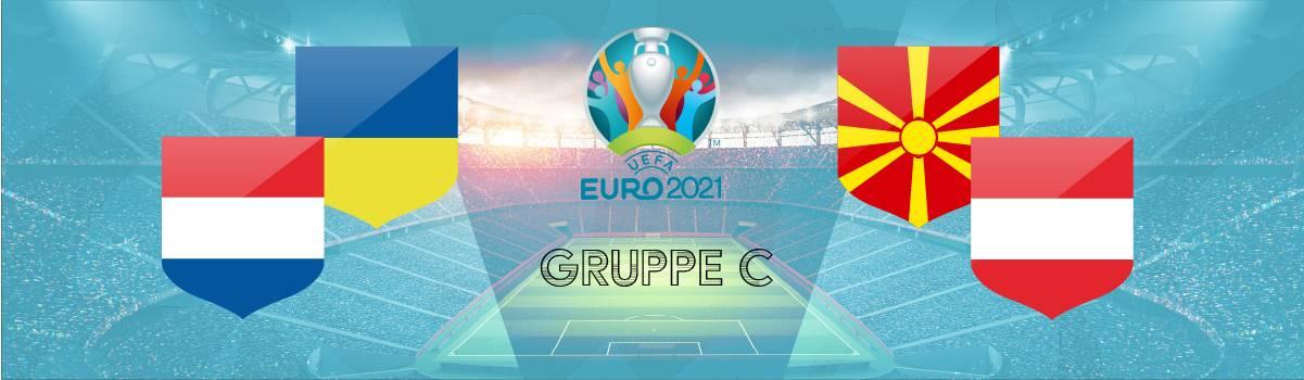 Gruppe C Tipps Quoten | Wetten auf den Gruppensieger C zur EM 2021 ( Niederlande, Österreich, Ukraine, Nordmazedonien).