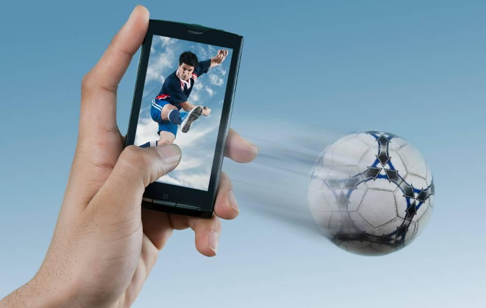 Fussball Streaming Seiten für die EURO 2020