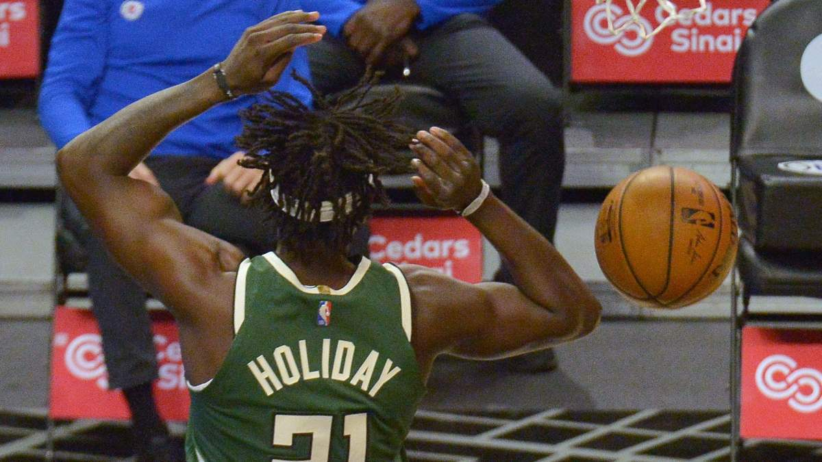 Milwaukee Bucks vs. Brooklyn Nets Tipp