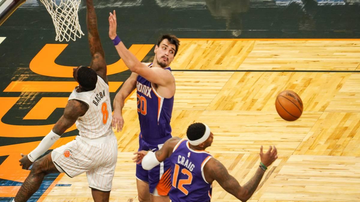 Phoenix Suns vs. LA Clippers Tipp