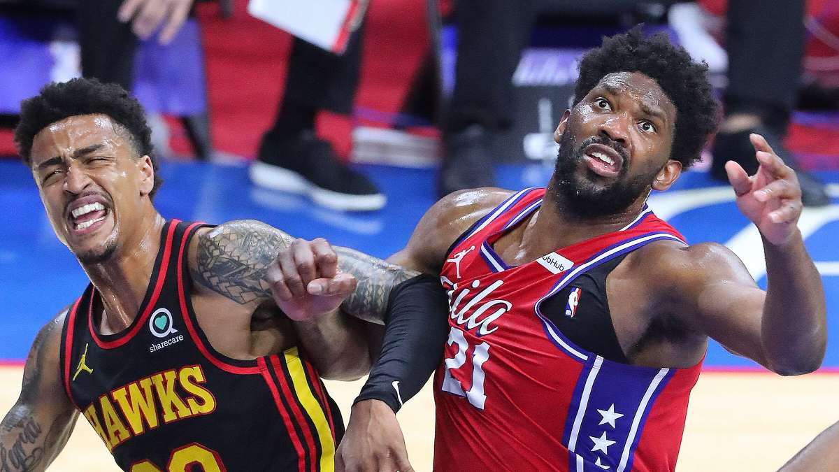 Atlanta Hawks vs. Philadelphia 76ers Tipp